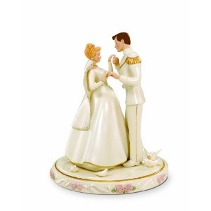 Disney Fairy Tale Wedding Cake